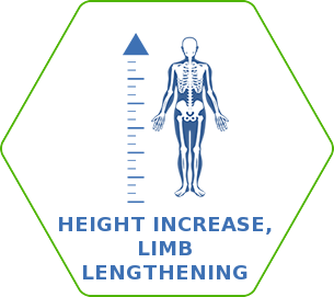 Height Increase. Legs lengthening.